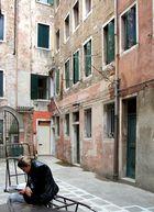 Venedig, Rückseite, Vorderseite