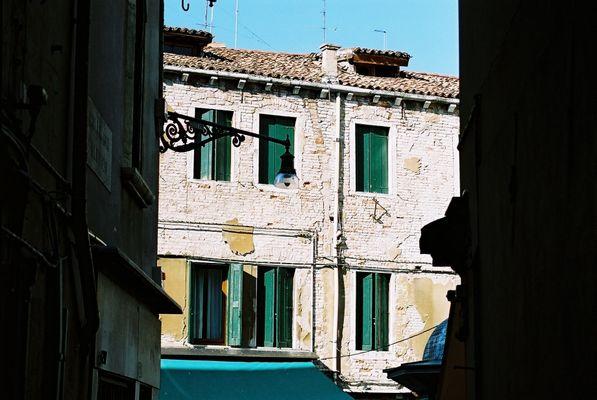 Venedig Seitenstraße