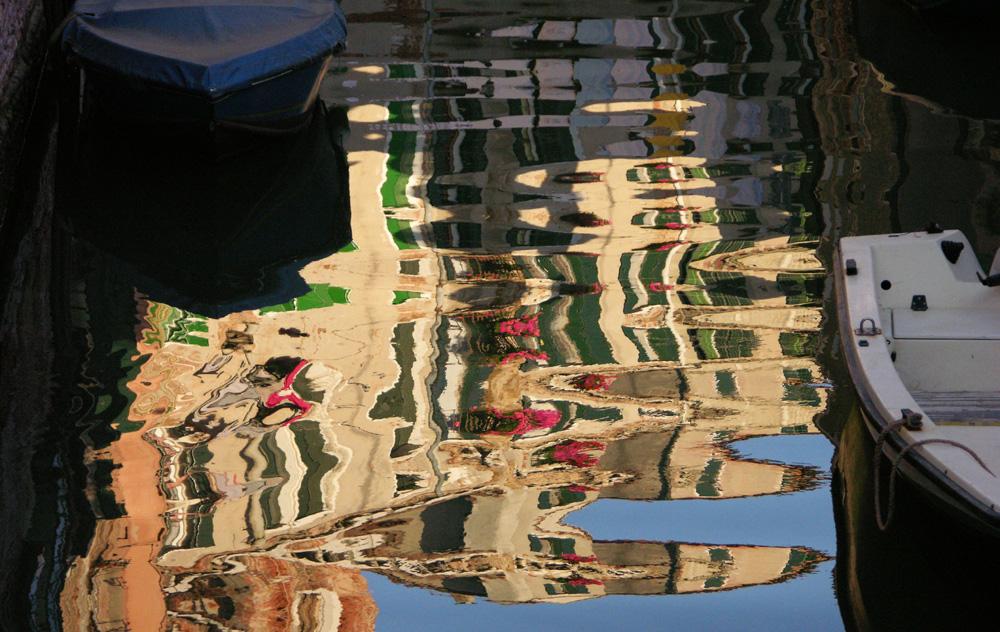 Venedig Spiegelungen
