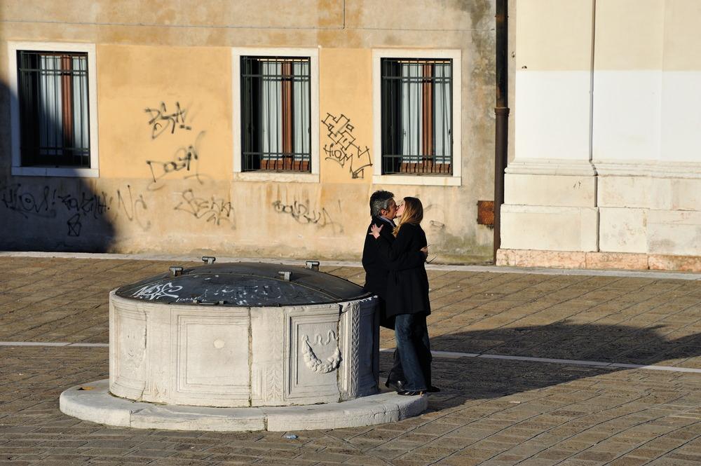 Venedig - Stadt der Liebenden