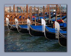 Venedig, stillgestanden !