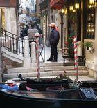 Venedig stirbt, doch die Gondolieri warten auf Arbeit