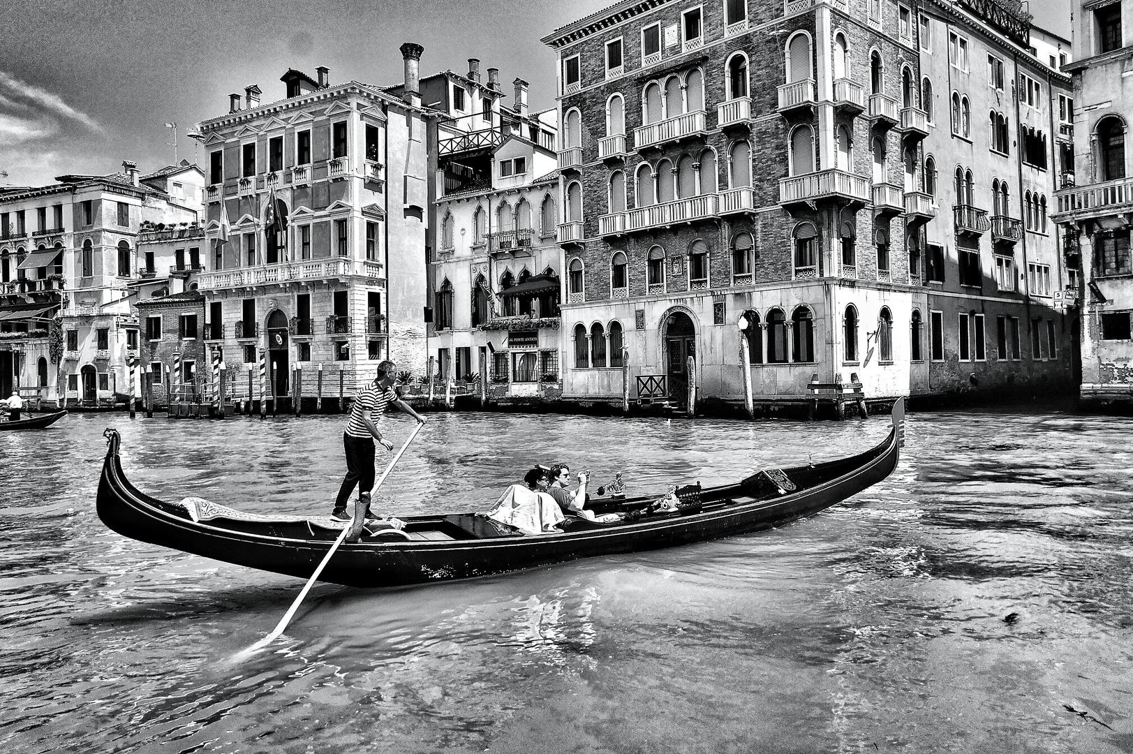 Venedig S/W Canale Grande