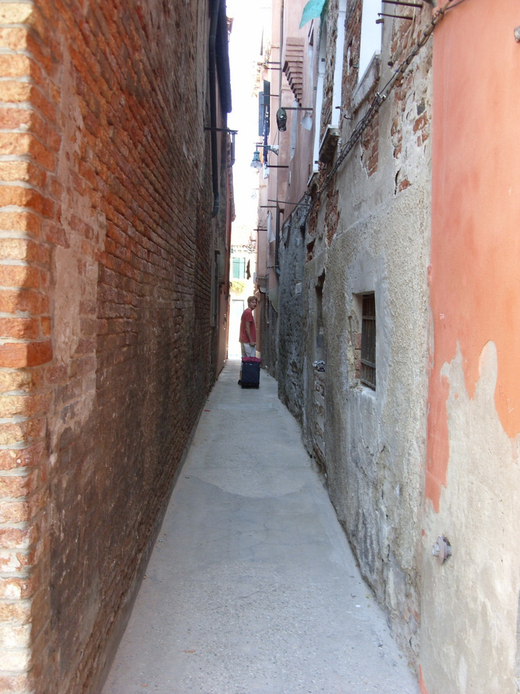 Venedig - Time to say goodbye
