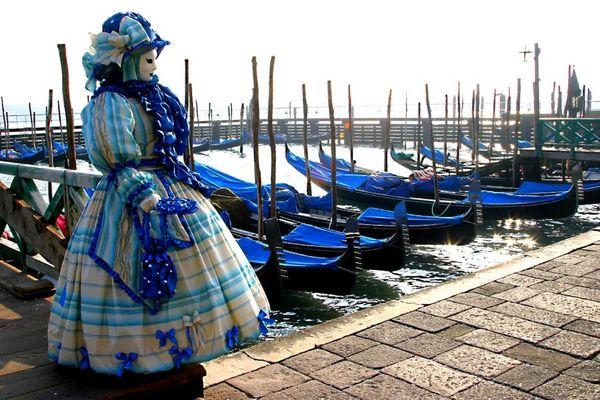 Venedig und der Carneval