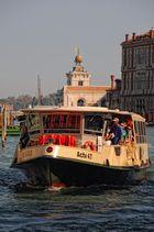 Venedig - Vaporetto