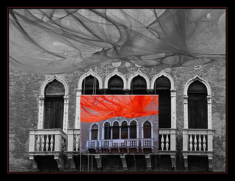 Venedig verhüllt