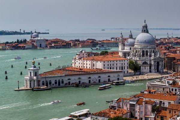 Venedig von oben (1)