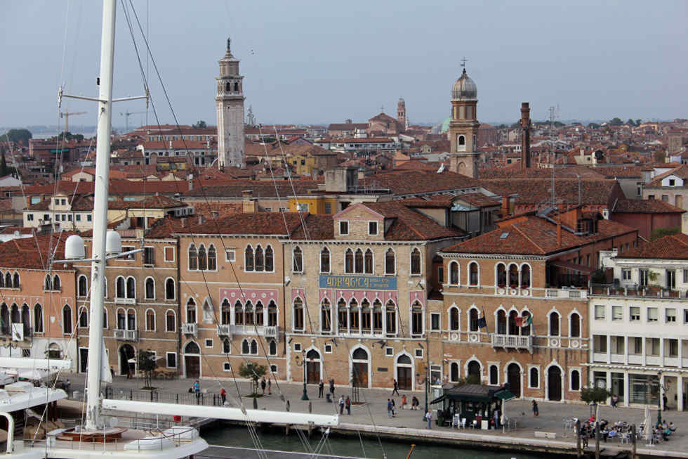 Venedig von oben