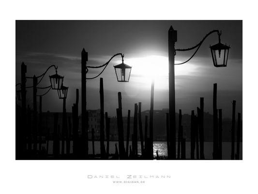 Venedig X - s/w
