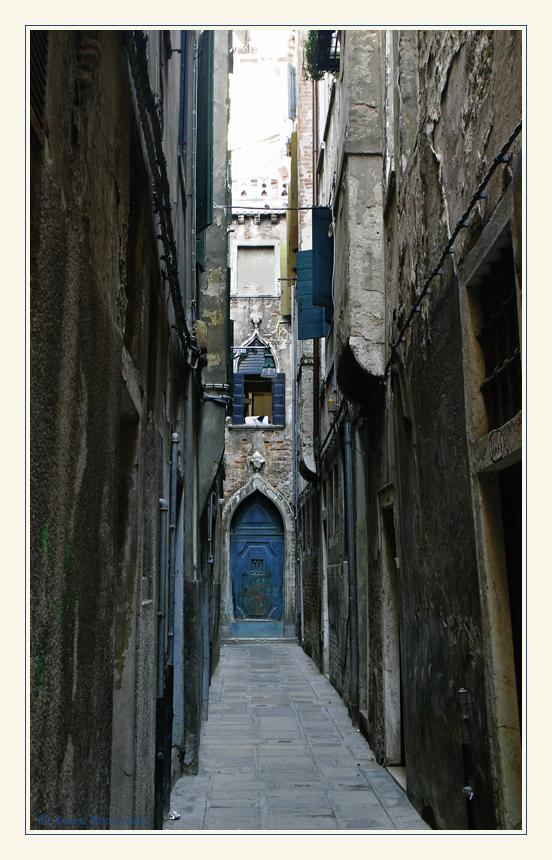 Venedig XIII - Die Tür