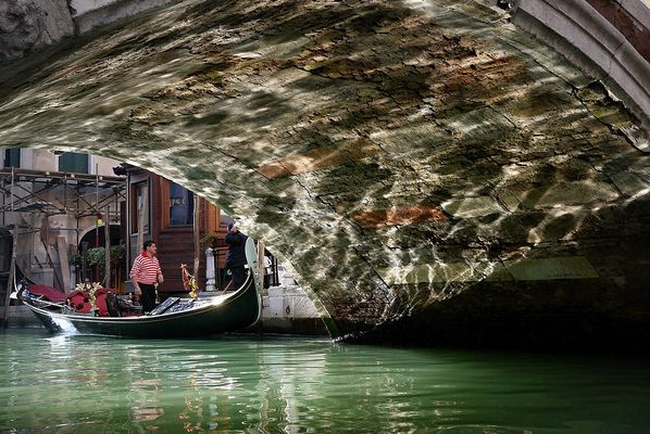 Venedig - XIII - Reflections