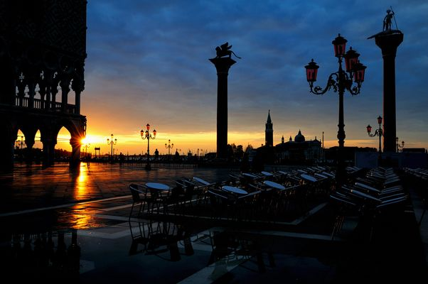 Venedig - XVI - Dogenpalast Part II