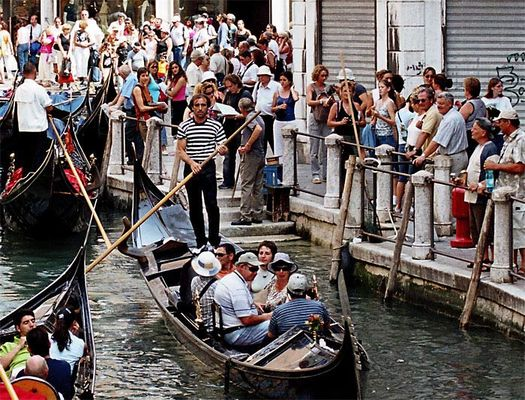 Venedig...die romantische Stadt?!