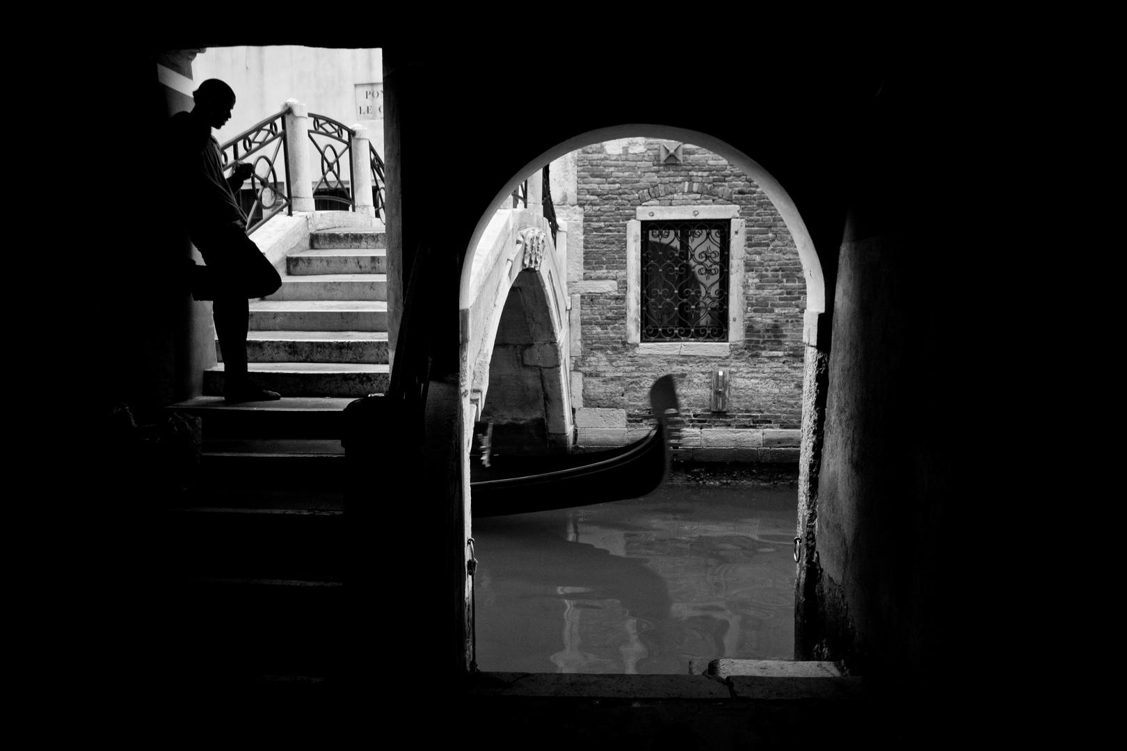 Venedigs dunkle Ecken