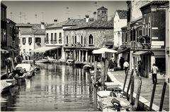 Venetian Monochromes