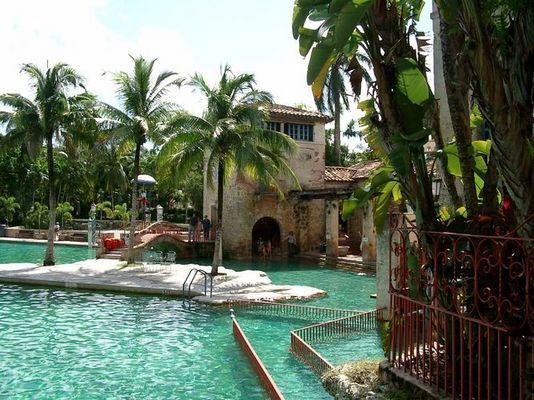 Venetian Pool 2 , Miami