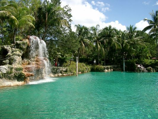 Venetian Pool , Miami
