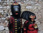 Venetianer Karneval in Rosheim, Elsass 3
