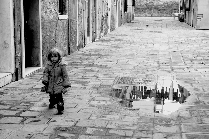Venezia 1 ...... 15:02 im Castello-Viertel