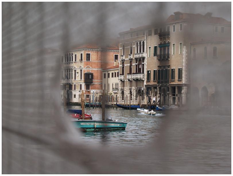 Venezia alla moda da Christo