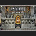 Venezia   Basilica dei Frari, Chorschranke