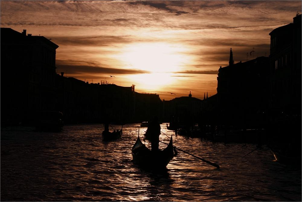 Venezia: Canal Grande