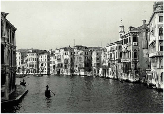 Venezia, Canale Grande