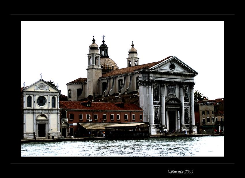 Venezia - Chiesa di Santa Maria del Rosario