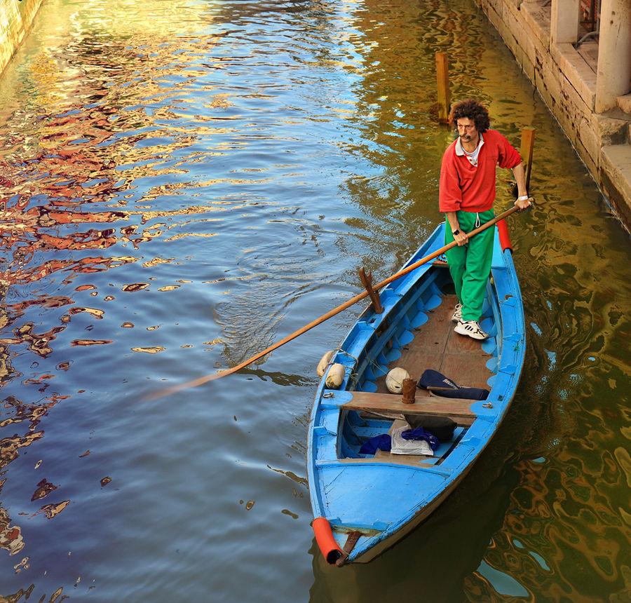 Venezia e i suoi riflessi.....