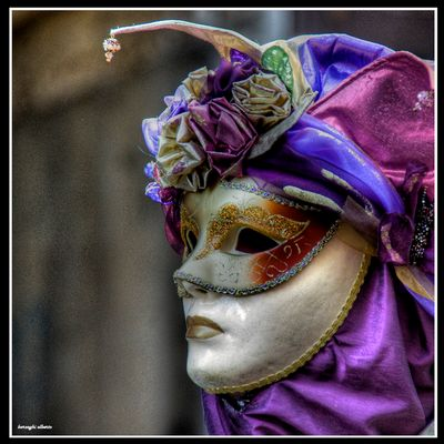 Venezia e le sue maschere