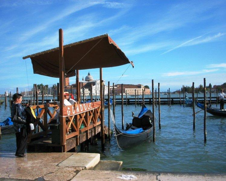 Venezia - gondoliere