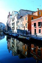 Venezia im Spiegel