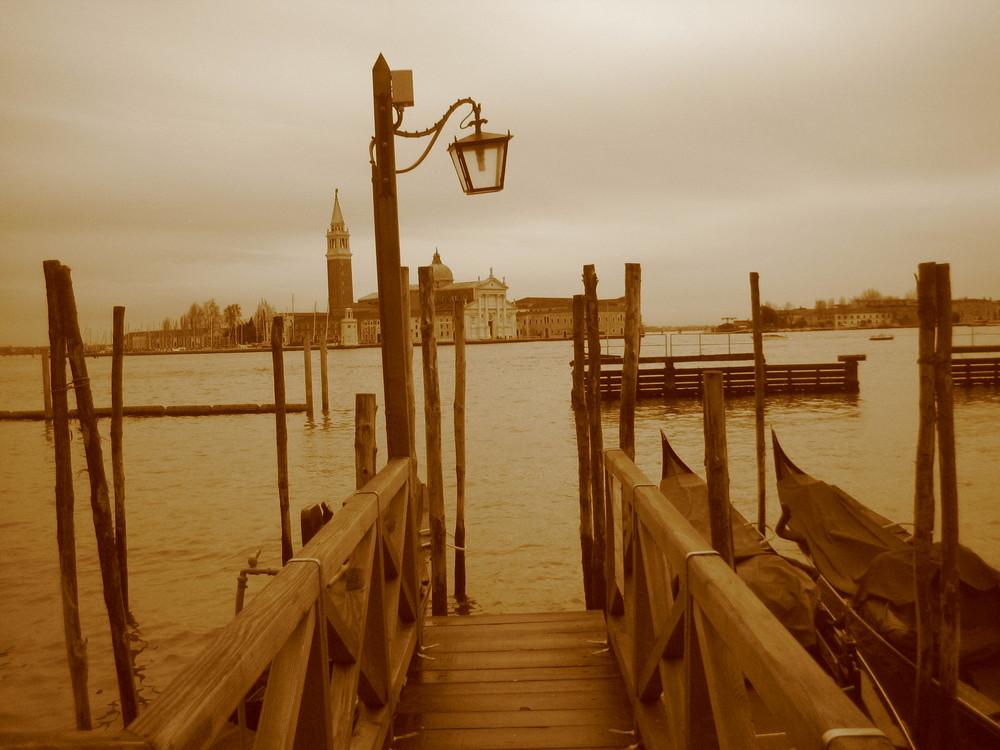 Venezia in seppia