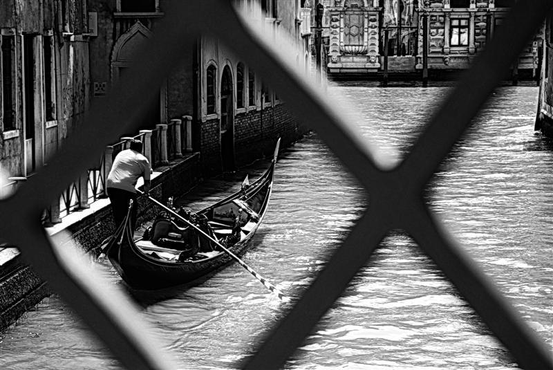 venezia in un rombo