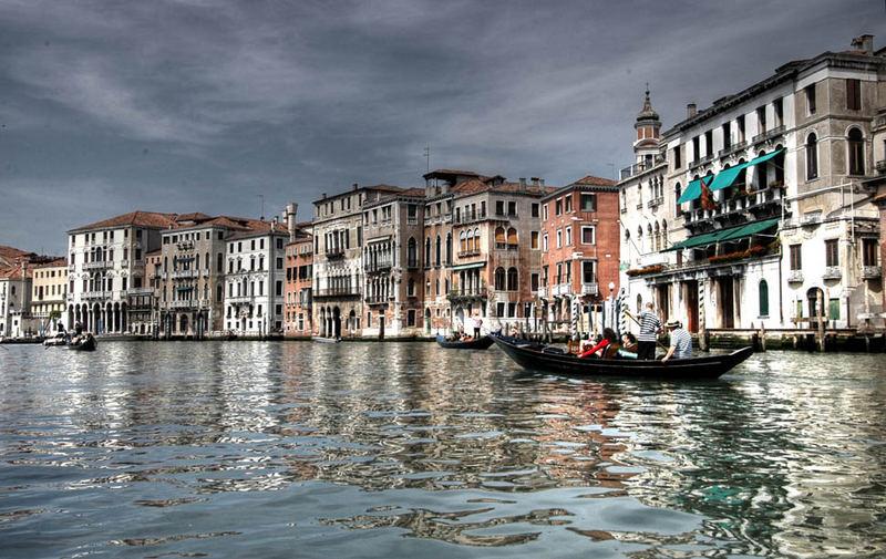Venezia la Bella.