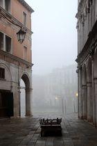Venezia - Morgennebel