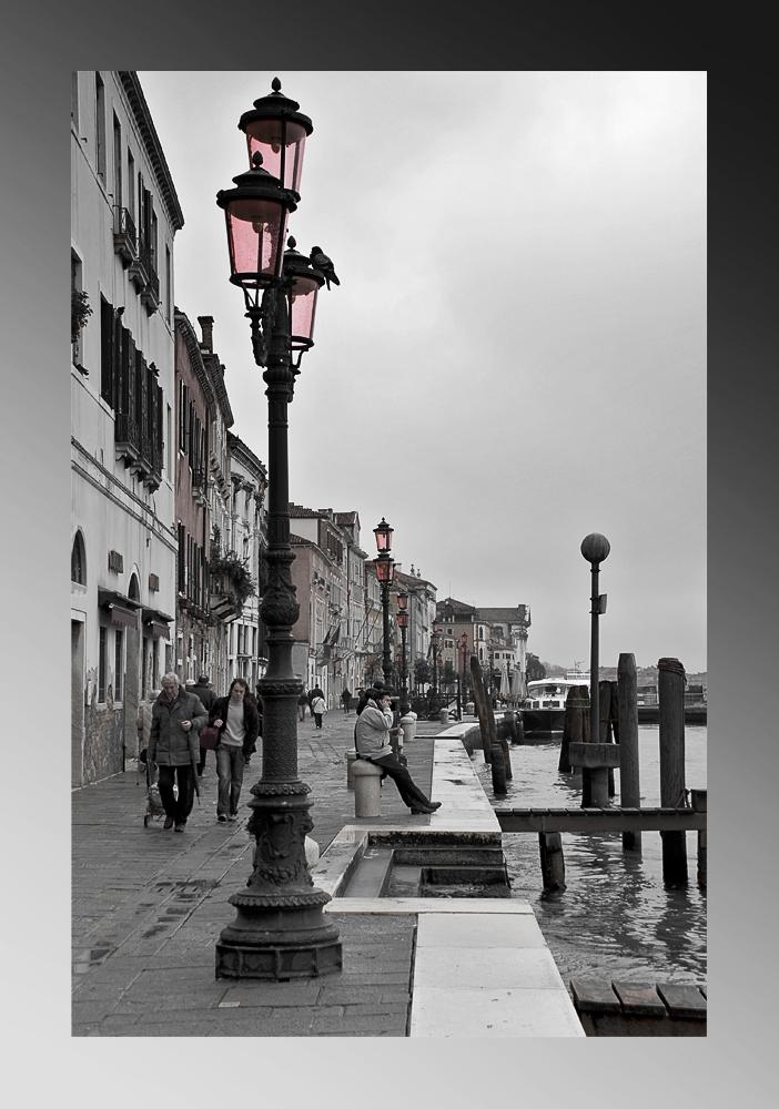 Venezia - nach dem Acqua Alta...