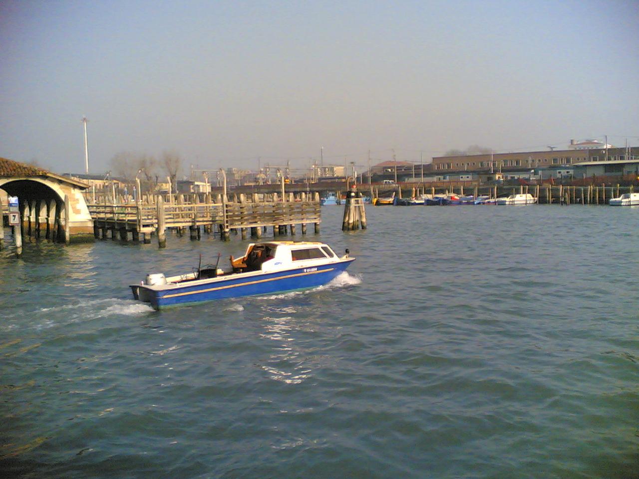 Venezia, per caso
