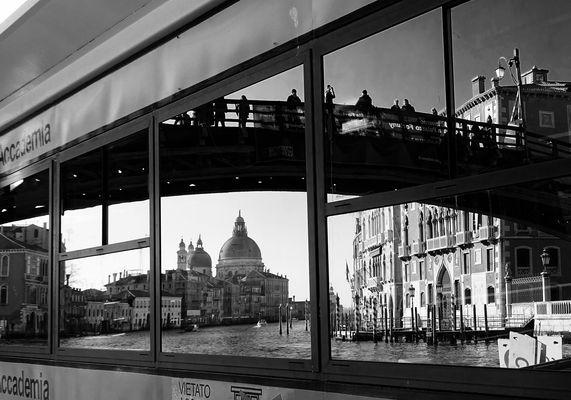 Venezia riflessa
