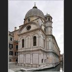 Venezia   Santa Maria dei Miracoli, Rückseite