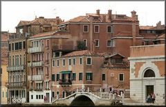 Venezia scattata dalla barca