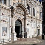 Venezia   Scuola Grande di San Marco, Portal - ersetzt