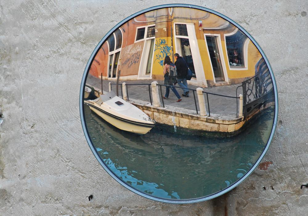 Venezia : specchio