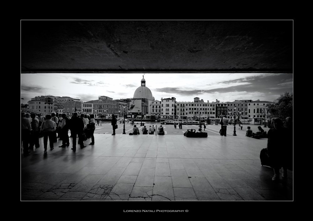 Venezia station