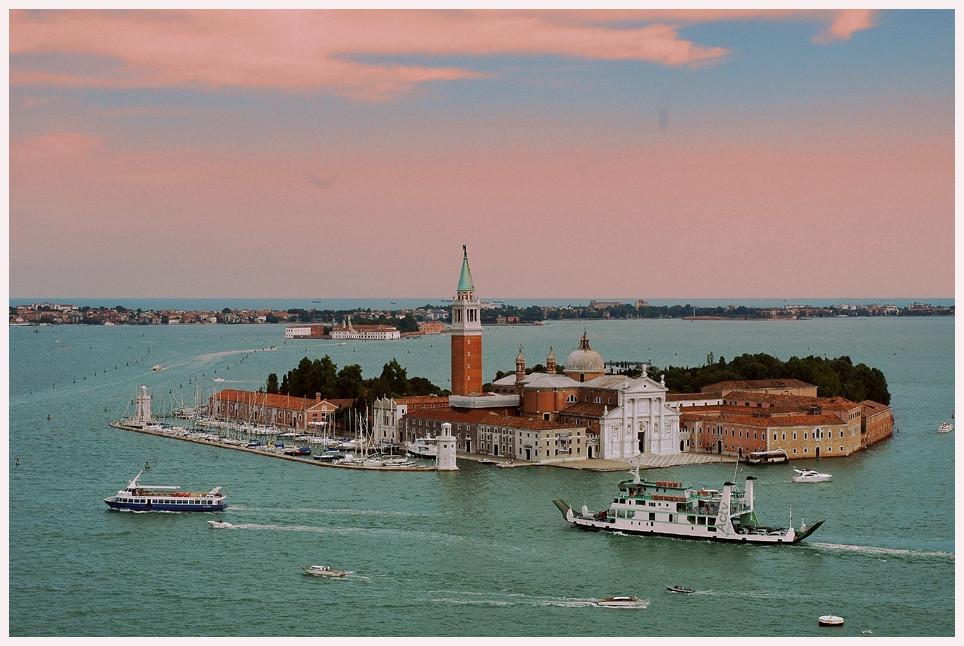 Venezia,der Traum einer Stadt