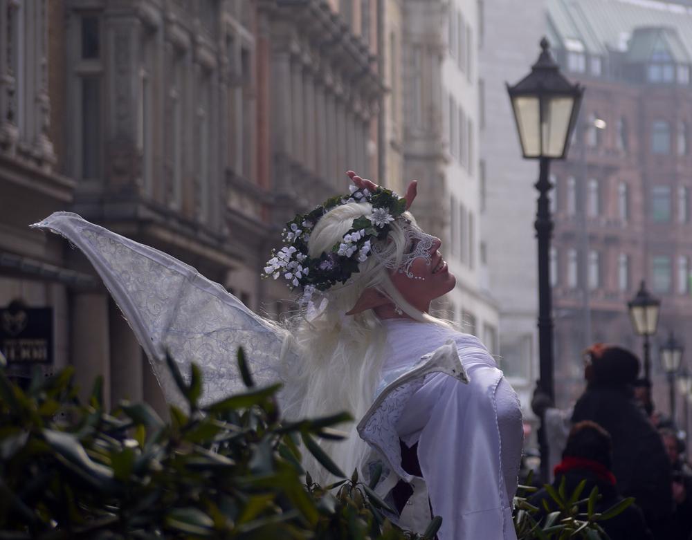 Venezialischer Maskenzauber in Hamburg