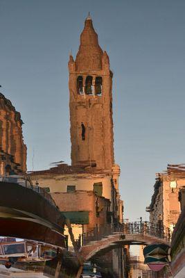 Venezia..nell'acqua