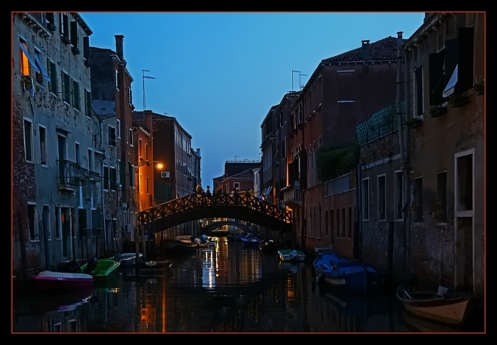 ... venezianische Impressionen (VIII) ...
