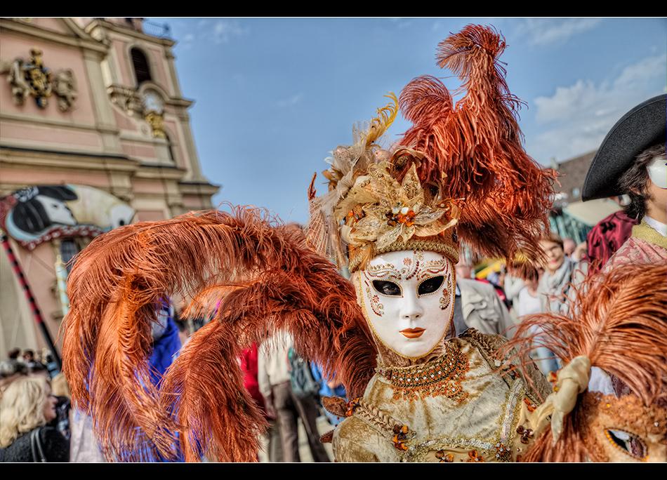 Venezianische Messe 29